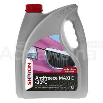 Antifreeze MAXI D riedený 3l SHERON