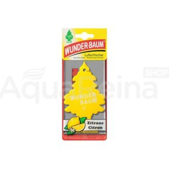 Autovôňa WUNDER-BAUM 5g citrón