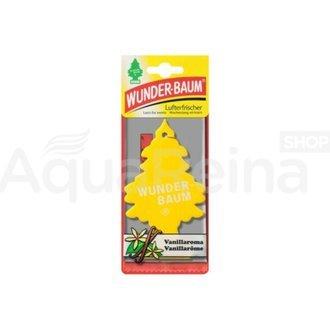 Autovôňa WUNDER-BAUM 5g vanillaroma