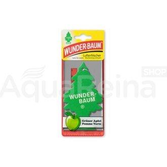 Autovôňa WUNDER-BAUM 5g gruner apfel