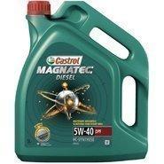 Castrol magnatec diesel 5W-40 DPF 4l *