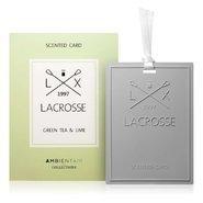 Vonná karta green tea & lime Lacrosse