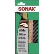 Kefa na kožu a textil SONAX